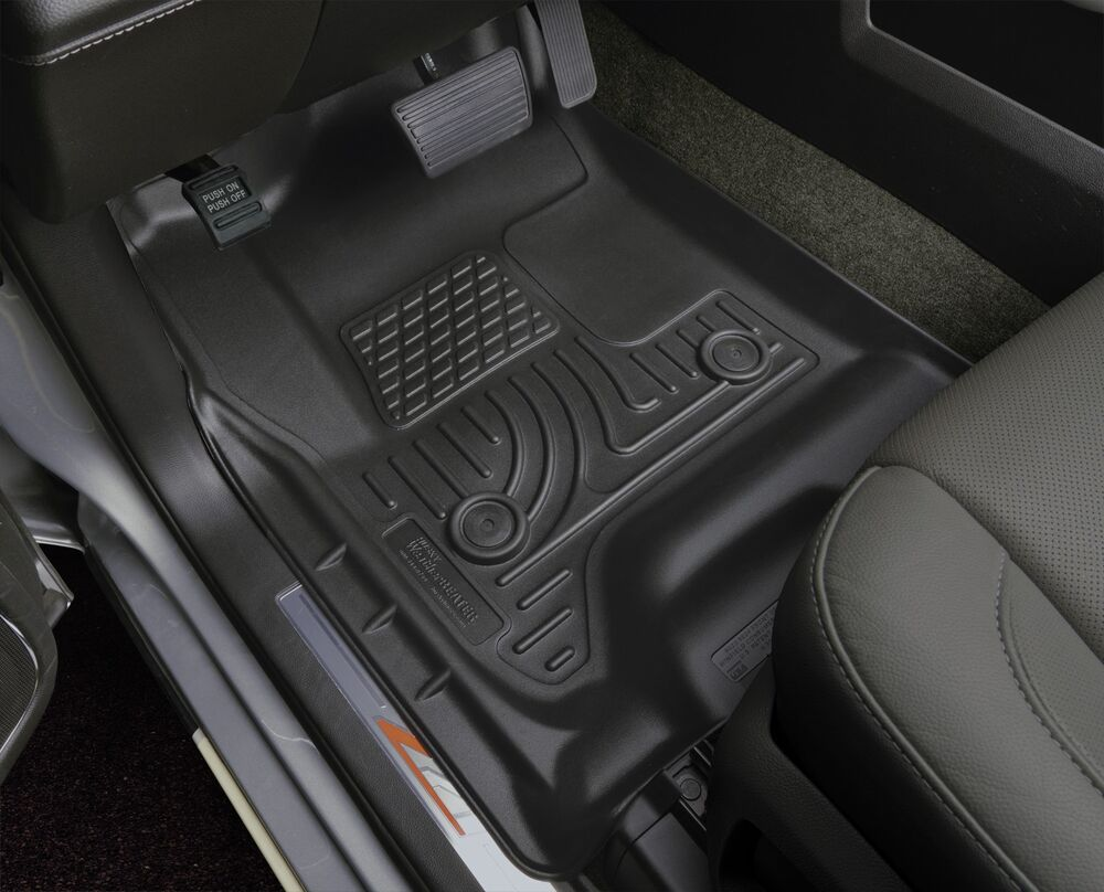 Husky Liners Weatherbeater Floor Mats 2pc 18491 Honda
