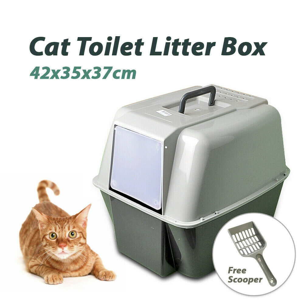 how to keep cat litter tray clean