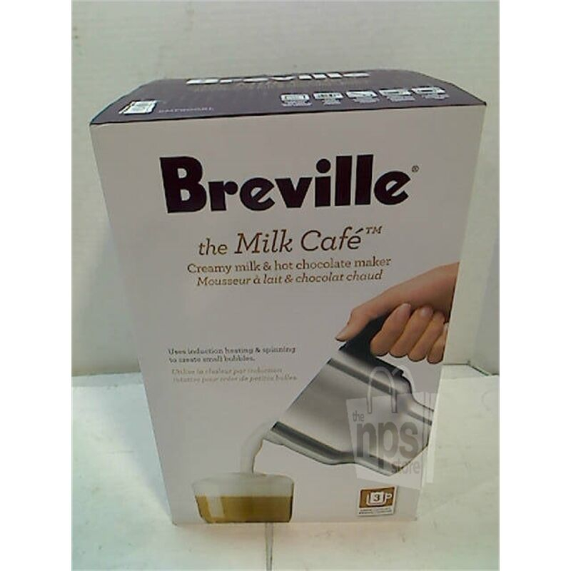 breville hot chocolate maker instructions