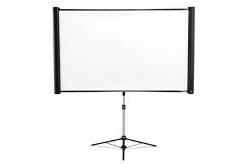 Epson Projector Screen : Epson es portable projector screen ultra elpsc h