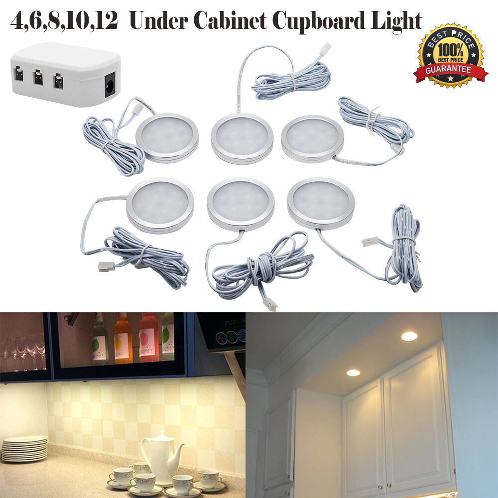 Ultra Bright LED Interior Lights For Kitchen Under Cabinet