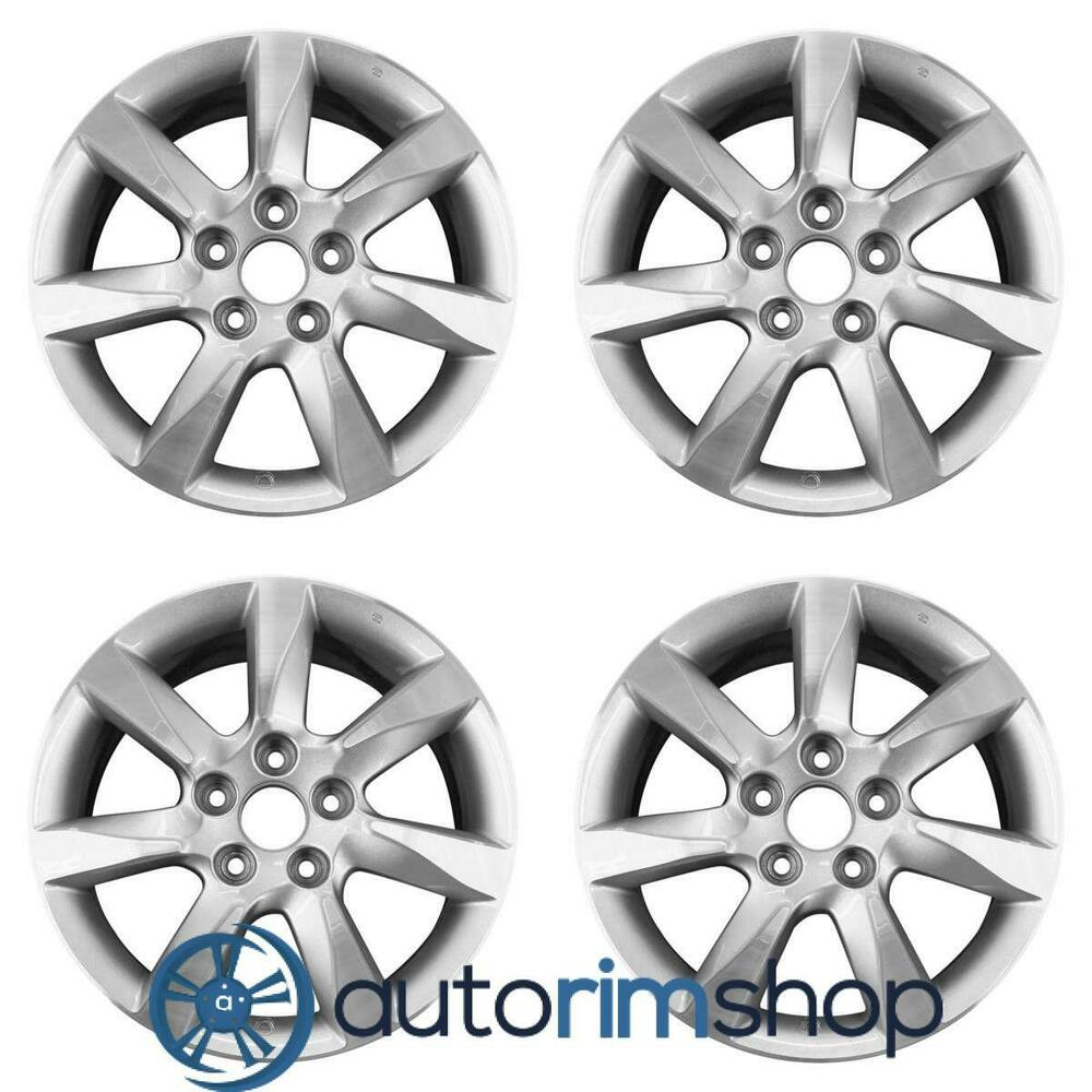 "Acura Tl 2010 17 Oem Wheel Rim: Acura TL 2012-2014 17"" Factory OEM Wheels Rims Set"