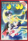 SAILOR MOON 3 (agosto 1995) RARO Star Comics
