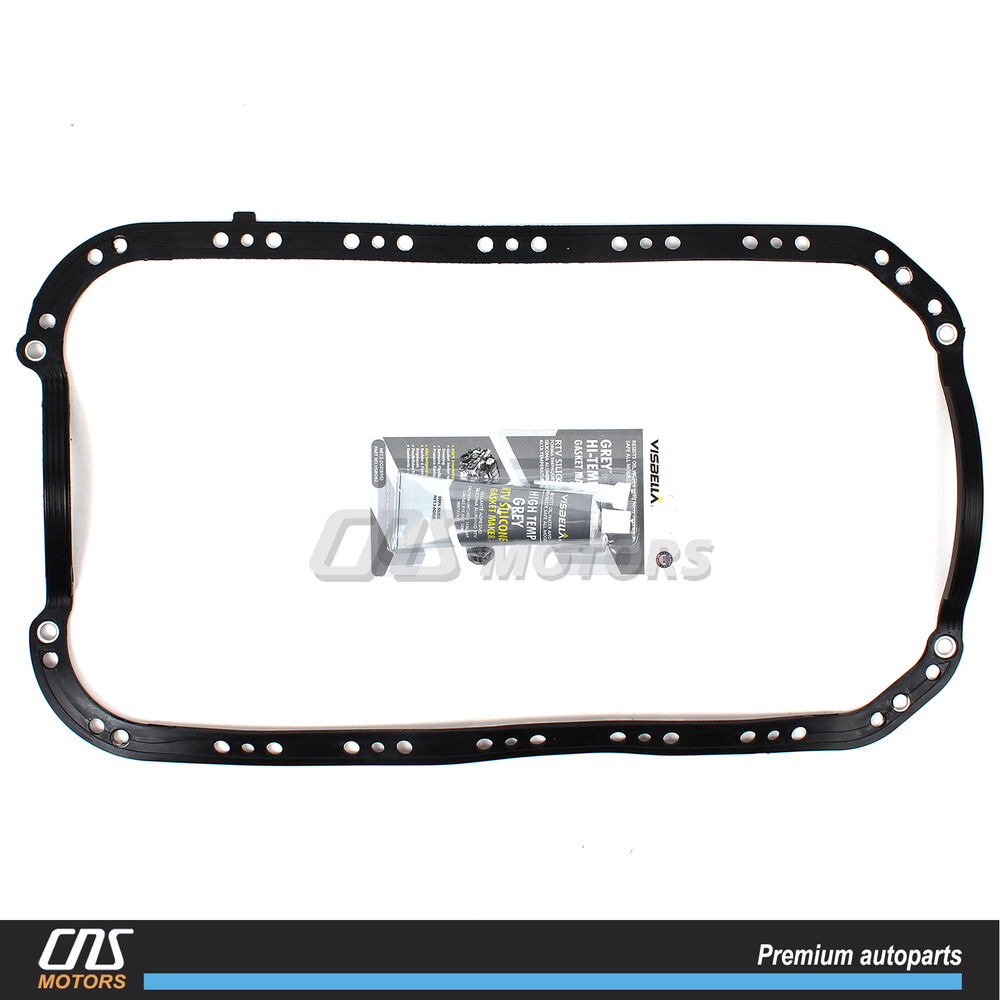 Oil Pan Gasket Silicone For 90 02 Acura Cl Honda Accord
