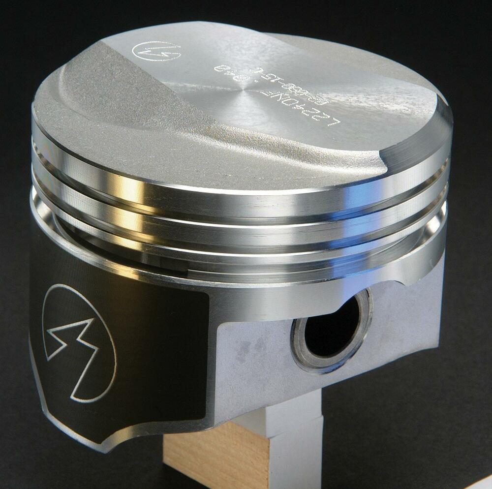 "Je Sbc Nitrous Pistons: 396 Big Block Forged Dome Pistons 4.134"" Bore L2240NF40"