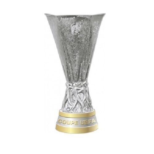 OFFICIAL UEFA EUROPA LEAGUE REPLICA TROPHY 150MM eBayUefa Europa League Trophy