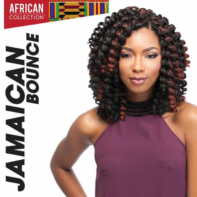Sensationnel African Collection Jamaican Bounce 26