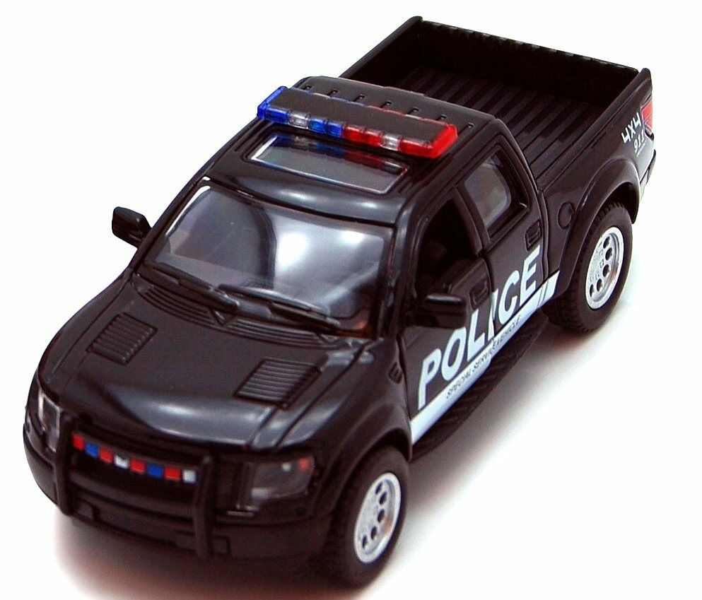 O Scale Ford F 150 Supercrew 4x4 Svt Police Special
