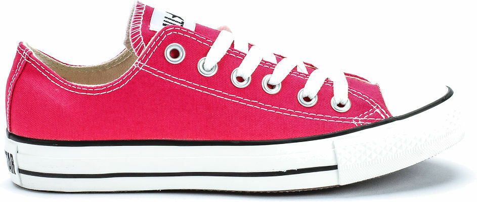 dc504f86a95512 Details about Converse Chuck Taylor All Star Women s Raspberry Canvas Ox  132298F US 6 9 10