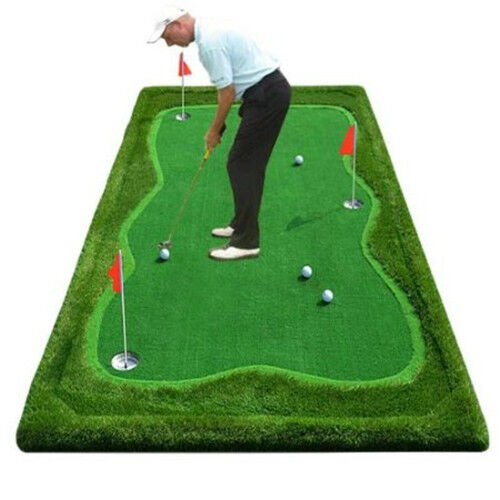 High Quality Professional Golf Putting Green Simulation System Indoor/outdoor Practice  Mat