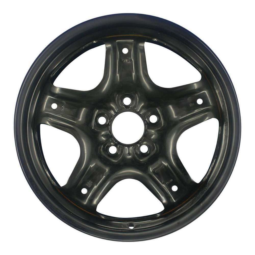 new 17 replacement rim for ford fusion 2010 2011 2012. Black Bedroom Furniture Sets. Home Design Ideas