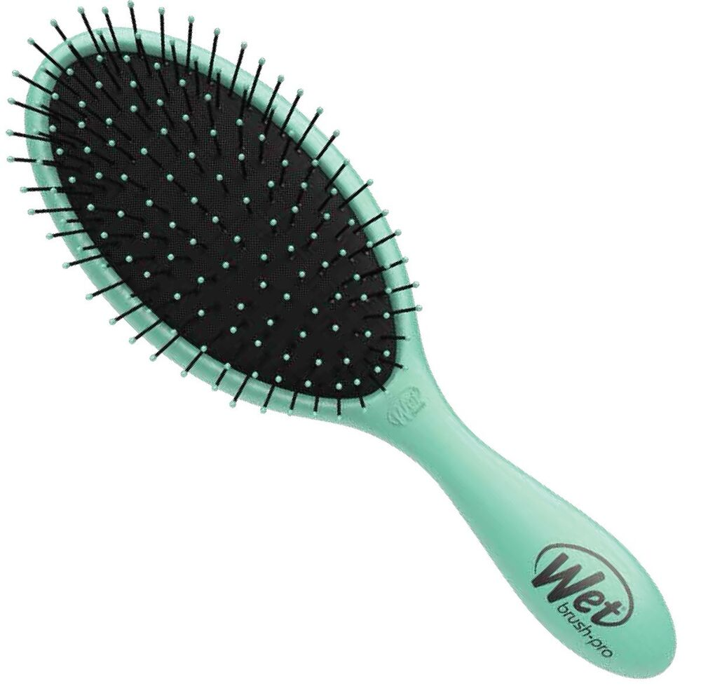 wet brush pro how to clean