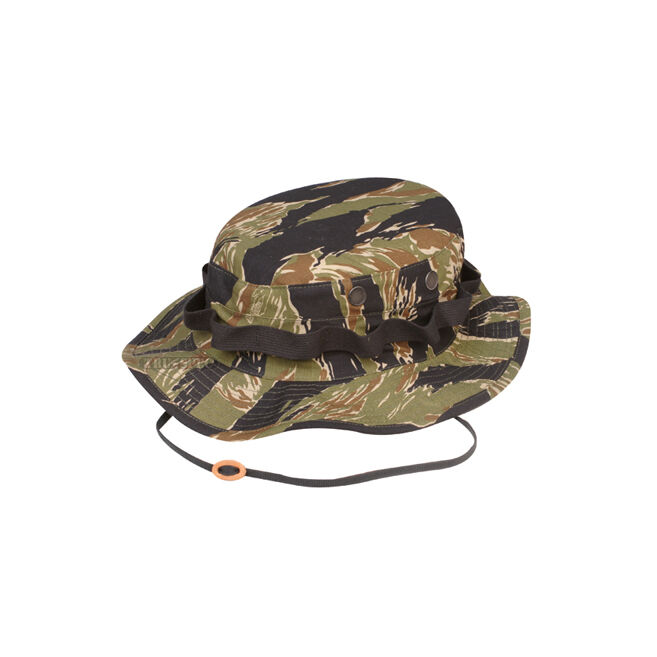 Details about Vietnam Tiger Stripe Boonie Hat by TRU-SPEC 3215 - 100%  Cotton - FREE SHIPPING 4e89e6f8a79