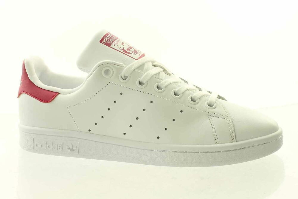 official photos e4a0e 02927 Details about adidas Stan Smith J B-B32703 Juniors Trainers~Originals~Kids~UK  3.5 - 6.5 Only