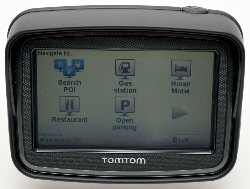 unit only tomtom rider v5 motorcycle 5th edition gps navigator system bike tom 636926060479 ebay. Black Bedroom Furniture Sets. Home Design Ideas