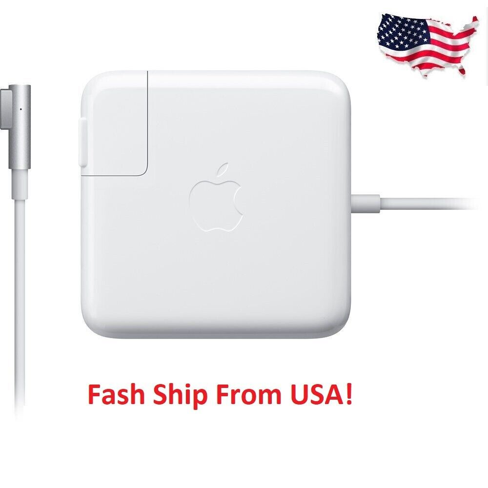 Used Macbook Pro Charger: Genuine OEM Apple 85W Magsafe 1 AC Adapter Charger For 13