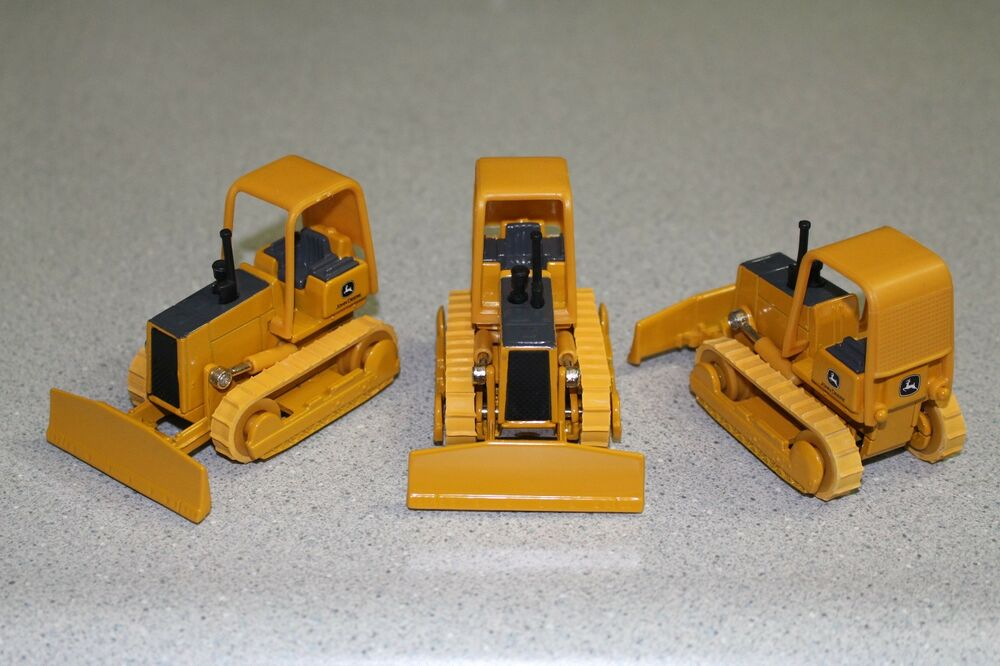 Construction Equipment Toys For Boys : John deere qty toy dozer farm construction equipment