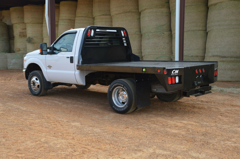 CM SS Truck Flat Bed Dually FORD CHEVY DODGE CHASSIS 94