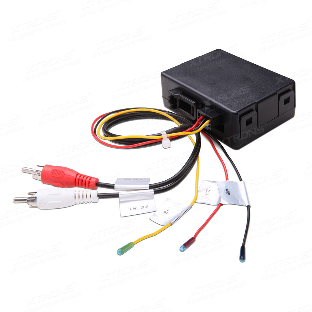 fob02 optical fiber decoder stereo adapter for mercedes