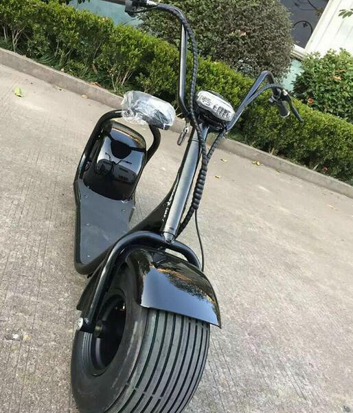 harley e scooter 1000w 60v 60km h schneller city elektro. Black Bedroom Furniture Sets. Home Design Ideas