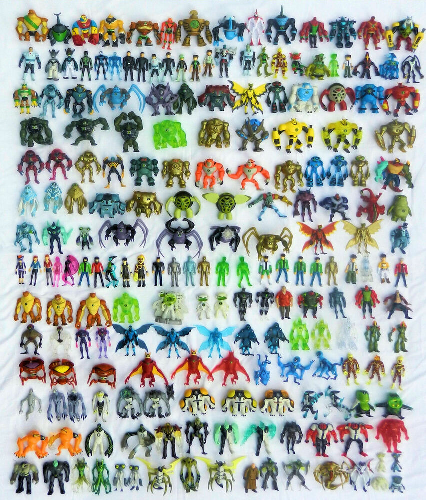 ben 10 omniverse all aliens names and pictures Фото база