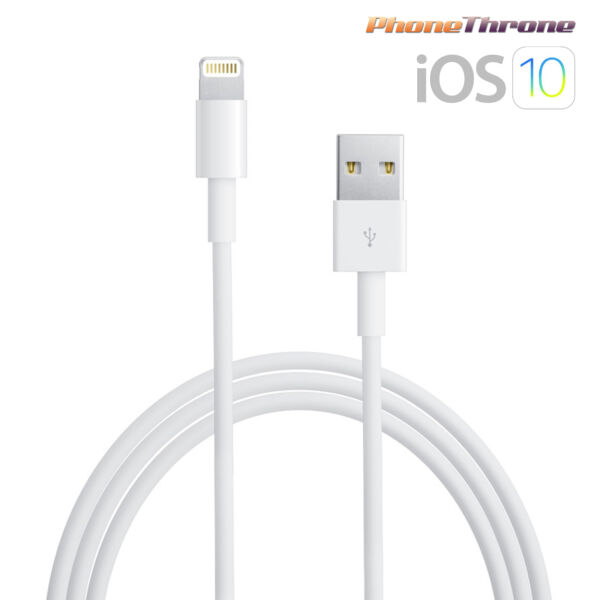 CAVO DATI USB per IPHONE 6 6 Plus 7  SYNC CARICA per IPOD