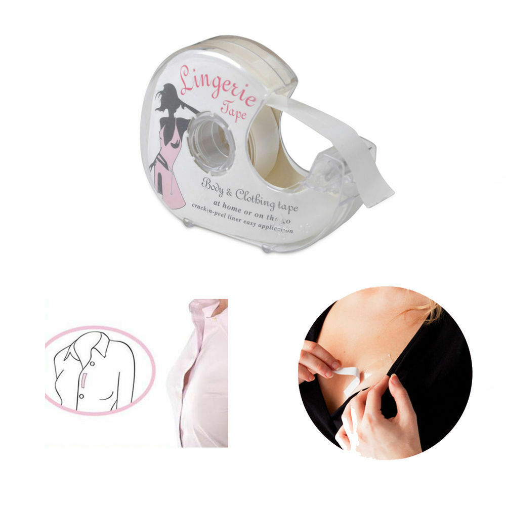 Women Double Sided Lingerie Tape Adhesive For Clothing