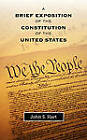 NEW A Brief Exposition of the Constitution of the United States by John S. Hart