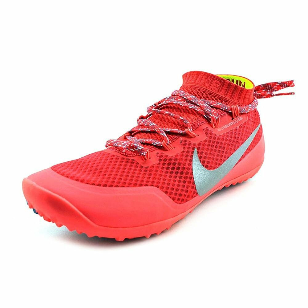 save off f59d4 a59da Details about Nike Free Hyperfeel Run Trail Womens running shoes Size 10  (616254 603) PINK RED