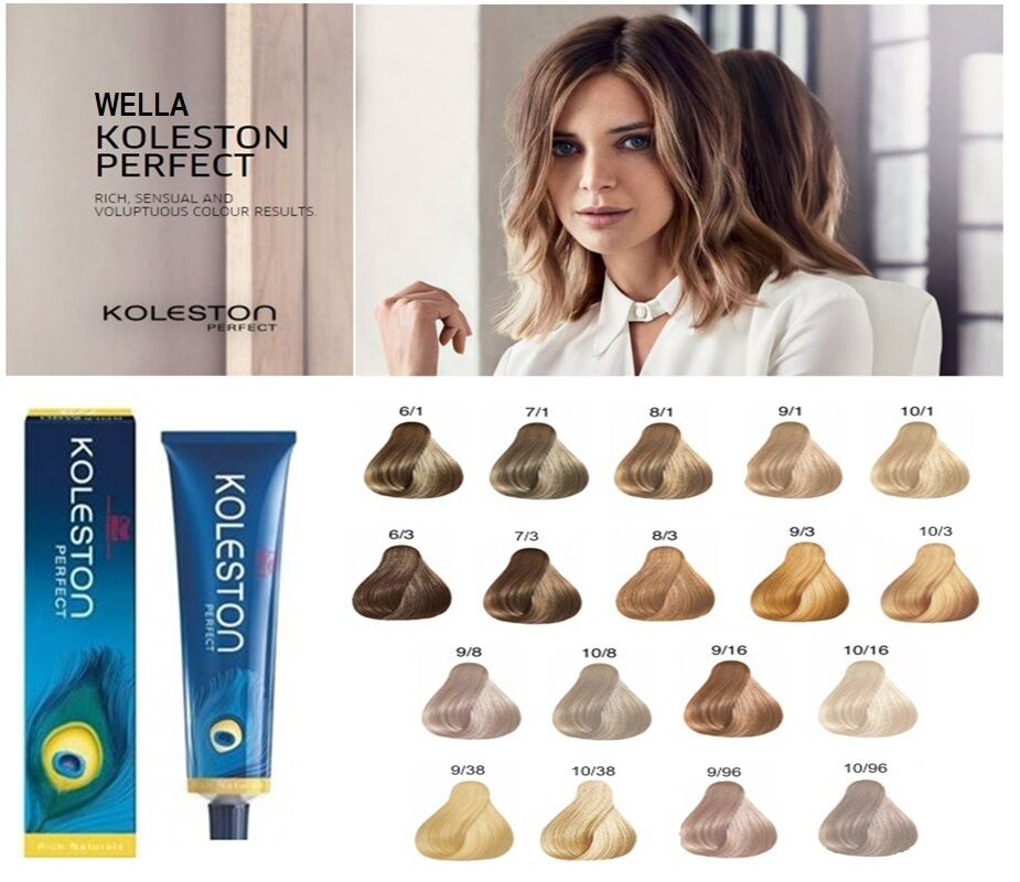 Wella Koleston Perfect Permanent Professional Hair Color
