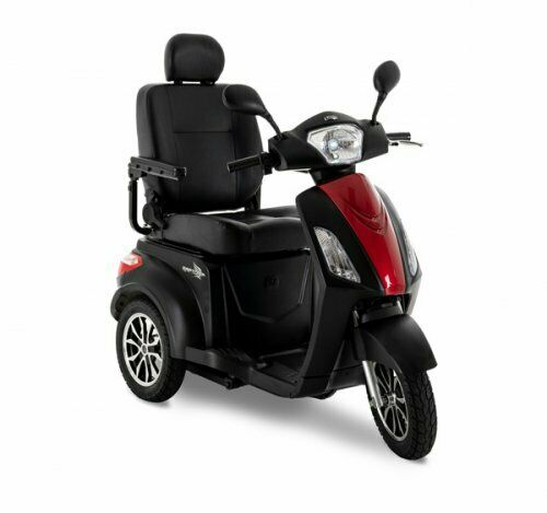 Pride raptor recreational power mobility scooter w for Mobility chair