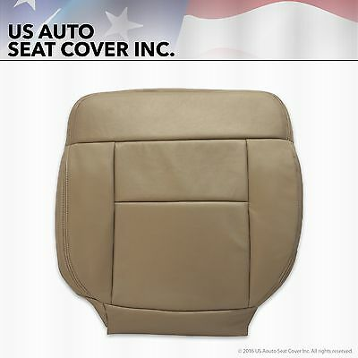 2005 2006 2007 2008 Ford F150 Driver Bottom Synthetic Leather Seat Cover Tan