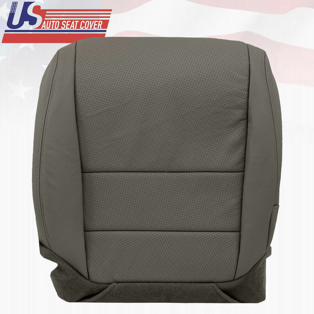 2004 To 2006 Acura TL Front Passenger Bottom Seat Cover