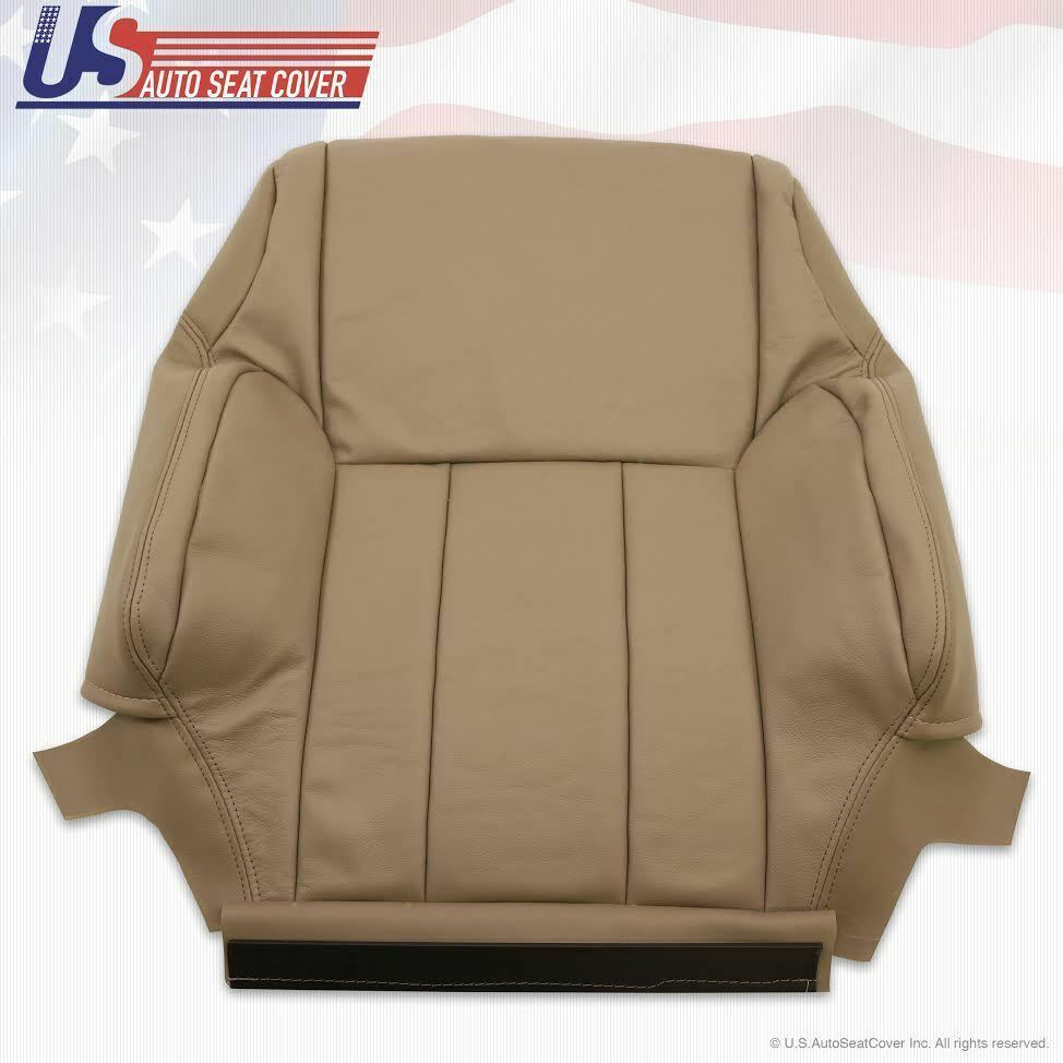 Driver Top Upper Lean Back Vinyl Seat Cover Fits 1996 02