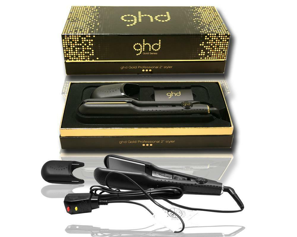 Hair Styling Irons: GHD Classic Gold Professional Ceramic Styler Hair