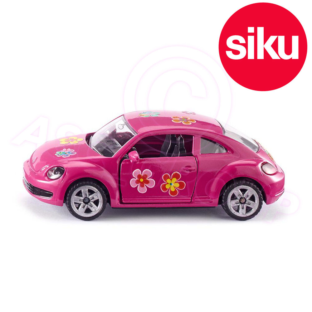 scale vw die note cast beetle pastel volkswagen only pink purposes itm hobby car used bug for images classical classic illustration model