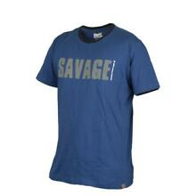 Angelsport Savage Gear Simply Savage Tee Angel T-shirt Shirt Angelbekleidung M Bekleidung