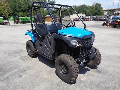 2016 Honda Pioneer 500 4x4 EFI w/ 5-speed Paddle Shift Transmission