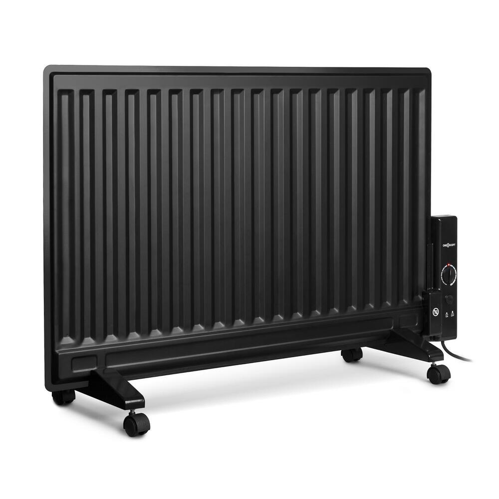 lradiator raum heizung heizk rper elektroheizung heizger t heizstrahler 800 w ebay. Black Bedroom Furniture Sets. Home Design Ideas