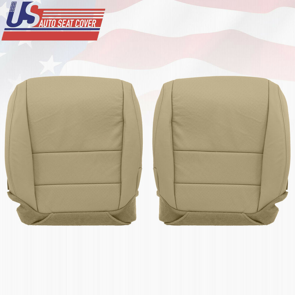 For 2005 2006 Acura TL Driver Passenger Bottom Seat Cover