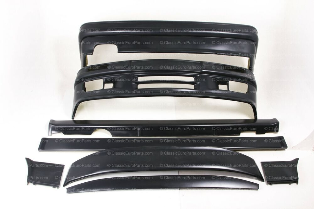bmw e30 mtech 2 convertible cabrio body kit bodykit. Black Bedroom Furniture Sets. Home Design Ideas