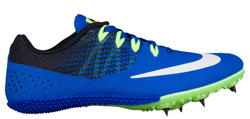 promo code 6f320 9b10a Details about Nike Zoom Rival M 8 Men s 5.5, Womens size 7 (806555-413)  BLUE BLACK