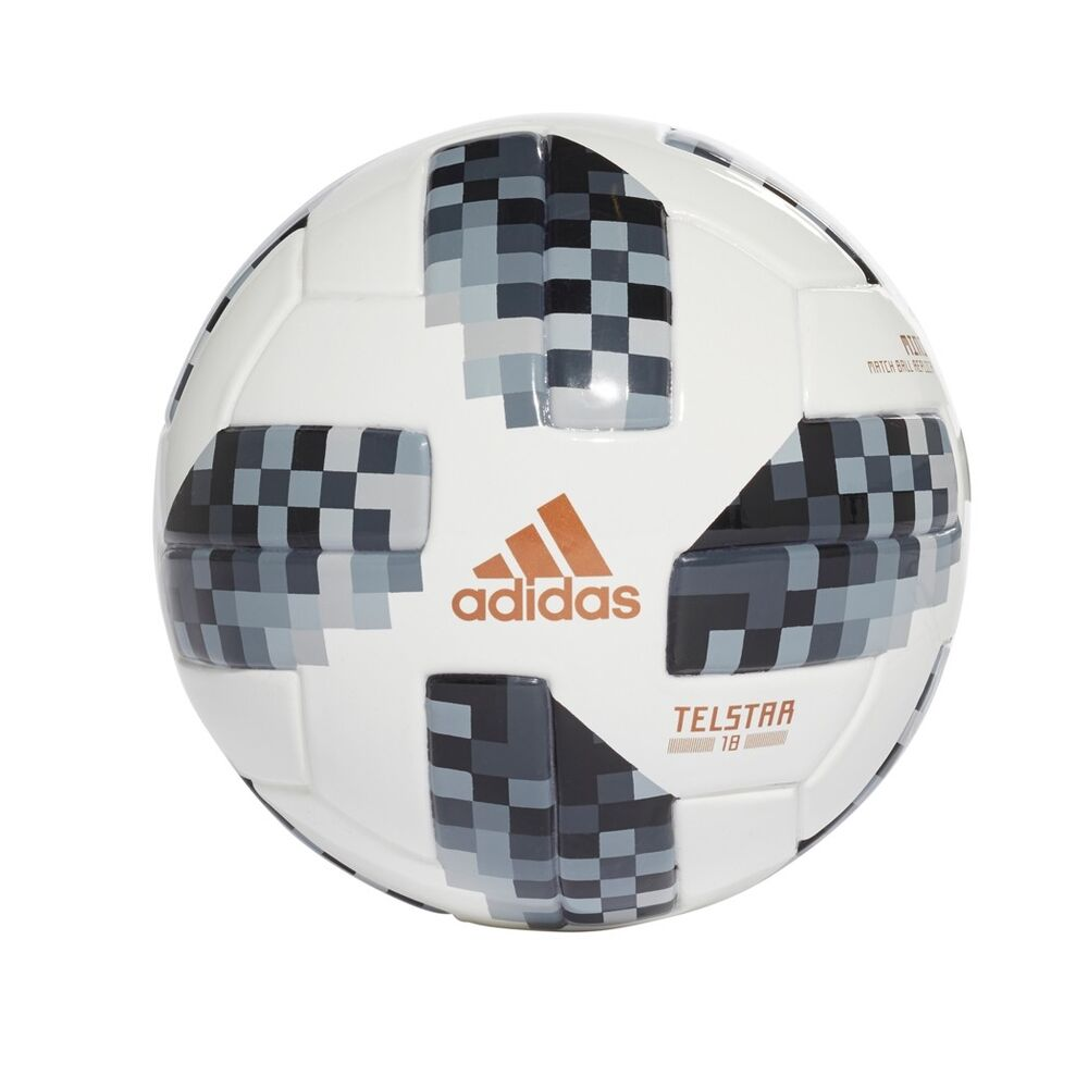 adidas telstar 18 mini ball wm 2018 fu ball gr 1 wei. Black Bedroom Furniture Sets. Home Design Ideas