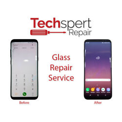 Kyпить Samsung Galaxy Note 8 Cracked Screen Glass Repair Replacement Mail In Service  на еВаy.соm