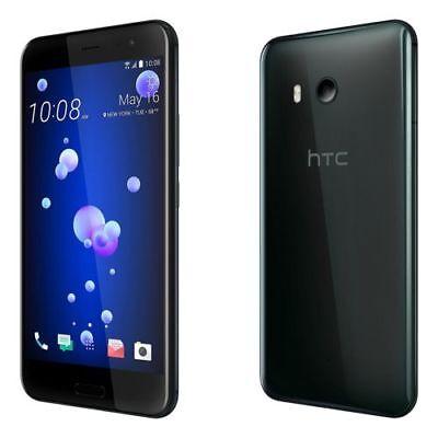 New Htc U 11 Duos 128gb 6gb 12mp 16mp- Black
