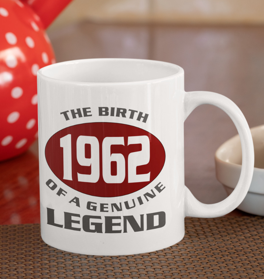 Details About 60th Birthday Present Mug Gift Born 1959 Idea Dad Men Women Ladies Mum Happy 60