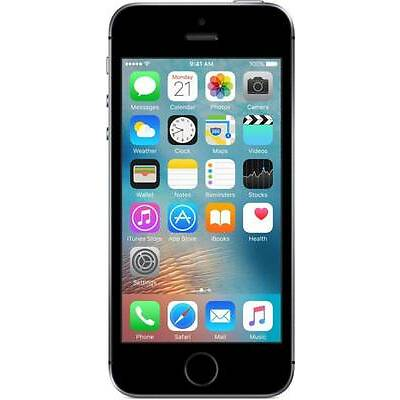 Apple Iphone S E 32gb Space Gray + 1year Apple India Warranty