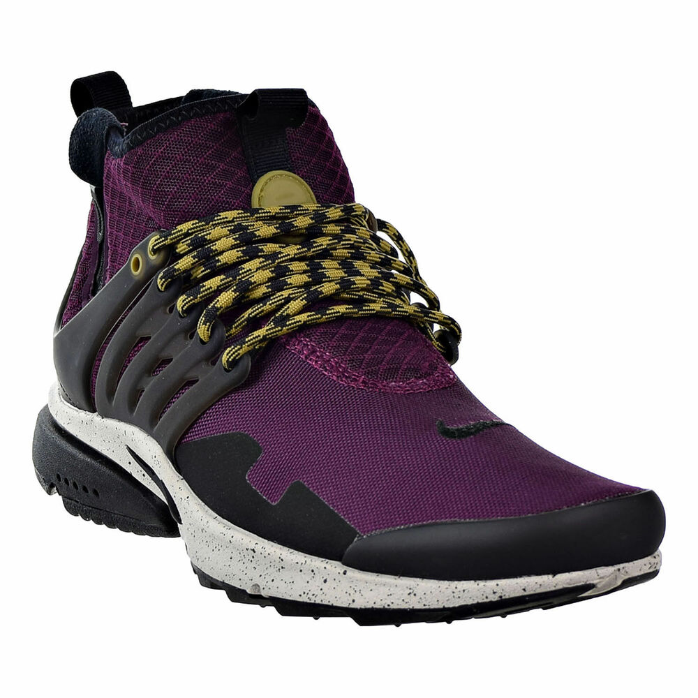 Details about Nike Air Presto Mid Utility Men s Running Shoes 859524-600  SIZE 14 (32CM) 9a7b16a0c