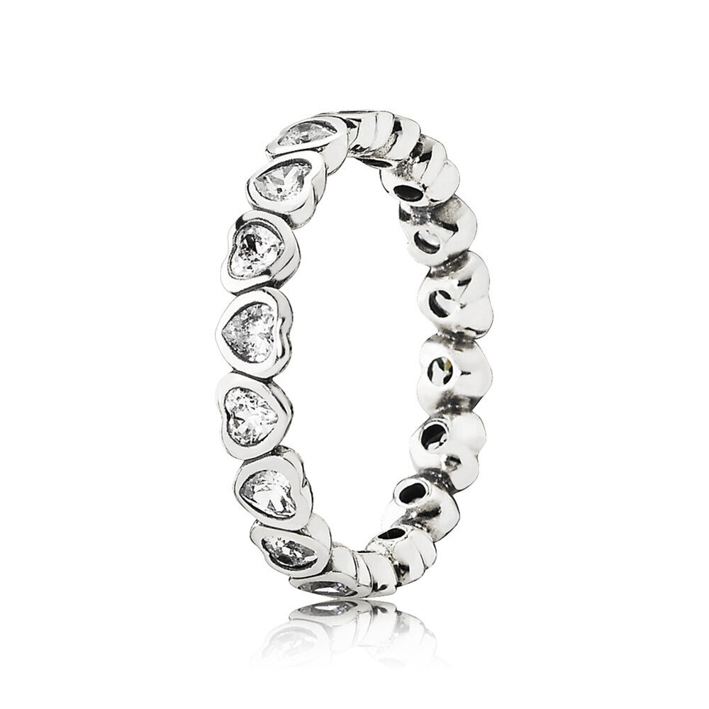 Pandora Forever More Ring Size