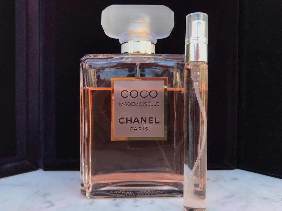 coco chanel mademoiselle 12ml spray ebay. Black Bedroom Furniture Sets. Home Design Ideas